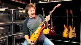 Tom Johnston of the Doobie Brothers on PRS Guitars Custom 24