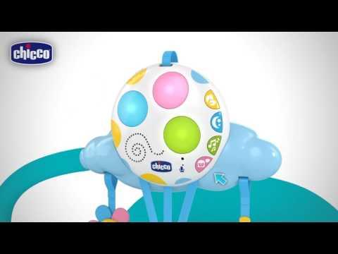 Креслице-качалка Balloon от Chicco