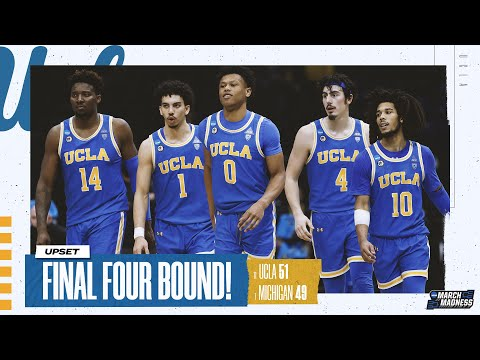 UCLA vs. Michigan – Elite Eight NCAA tournament extended highlights