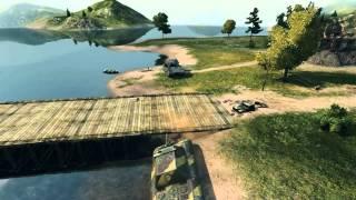►Top Team - World Of Tanks Bugs &Glitch[9.6 SWAMP]