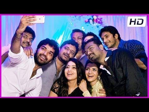 Vijay TV Anchor Divya Darshini Wedding Reception Pics (HD)