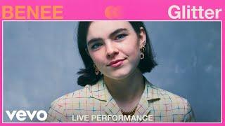 "BENEE - ""Glitter"" Live Performance | Vevo"