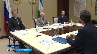 Рустэм Хамитов встретился с ученым-социологом Александром Тихоновым
