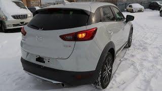 Всё про Mazda CX-3 2015 - Цены, Проблемы Дизеля, Лучше Vezel ? Итоги Розыгрыша