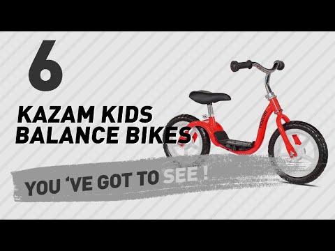 Kazam Kids Balance Bikes // New & Popular 2017