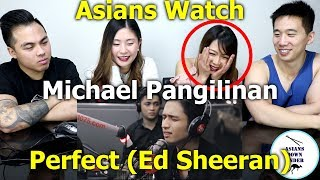 "Michael Pangilinan performs ""Perfect"" (Ed Sheeran) LIVE on Wish 107.5 Bus 