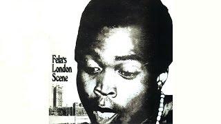 Fela Kuti   London Scene (LP)