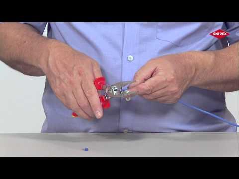 Knipex Pinze per elettroinstallazioni