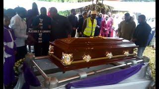 VIDEO: Mwanzo mwisho mazishi ya mtoto wa Sokoine