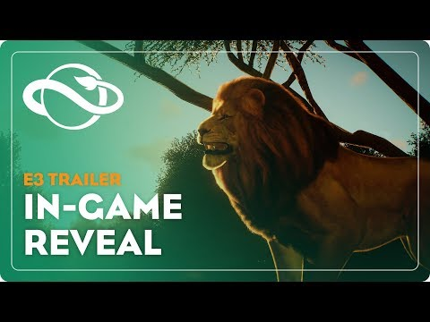 Bande-annonce de gameplay E3 de Planet Zoo