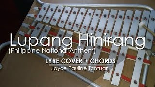 Lupang Hinirang(Philippine National Anthem) - Lyre Cover