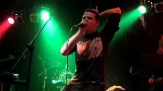 Video 10 let kapely Ejhle - hosté Golubowski SCREAMING RATS - vokál Mi