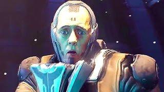 WARFRAME Valkyr Prime Cinematic Trailer (2017)