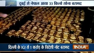 Foreign Currency Worth Rs 1 crore at Delhi Airport
