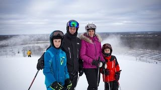Real Fun: Our Wisconsin Downhill Skiing Story
