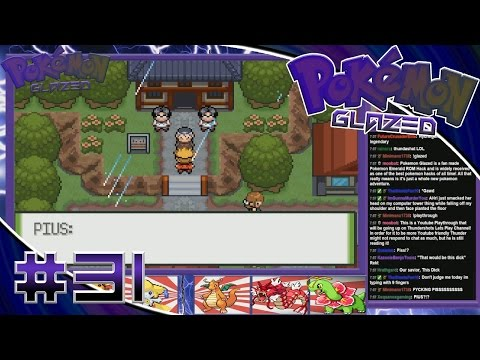 Pokemon glazed walkthrough johto