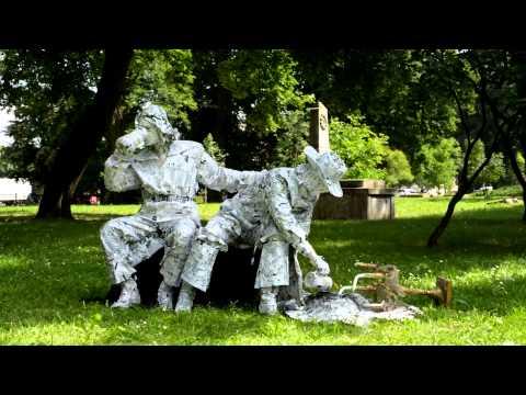 """Міми. живі статуї -  """"IF..."""", відео 3"""
