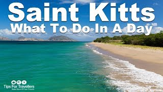 preview picture of video 'How to spend a day in St Kitts in the Caribbean. A Tips for Travellers Video Tour'