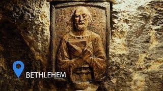 """È avvenuto qui"" (13): San Girolamo e la Terra Santa"