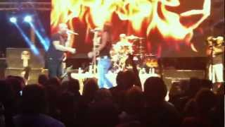 Jackyl - Walk This Way (Live)