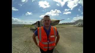 preview picture of video 'Aviation Park Group Airside Tour Highlights'