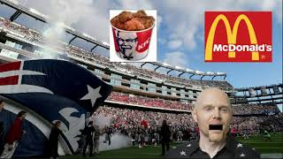 Bill Burr Sings National Anthem At Patriots Game