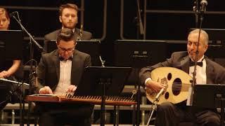 National Arab Orchestra - Layali Loubnan - Mohamed Abdel Wahab / ليالي لبنان - محمد عبدالوهاب