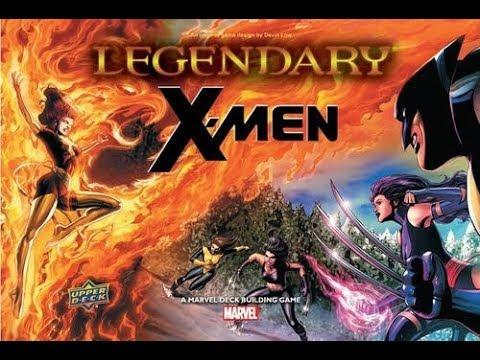 The Purge: # 1749 Marvel Legendary: X-Men: New Characters, New Schemes, New Mechanics, but it is the X-Men!!!