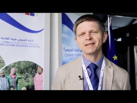 l'Union européenne au SIAM Maroc 2017_ الاتحاد الأوروبي بالمعرض الدولي الفلاحة بمكناس