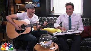 Gambar cover Instant Song Challenge with Niall Horan and Jimmy Fallon