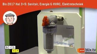 Bis 2017 Hal 3+5: Sanitair, Energie & HVAC, Elektrotechniek