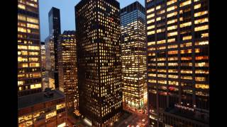 Eero Saarinens Design Of The CBS Building In New York City