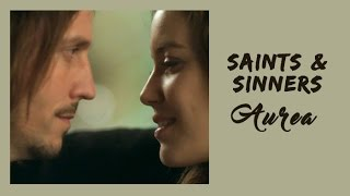 Aurea - Saints & Sinners (Tradução) Trilha Sonora Rock Story 2016 HD.