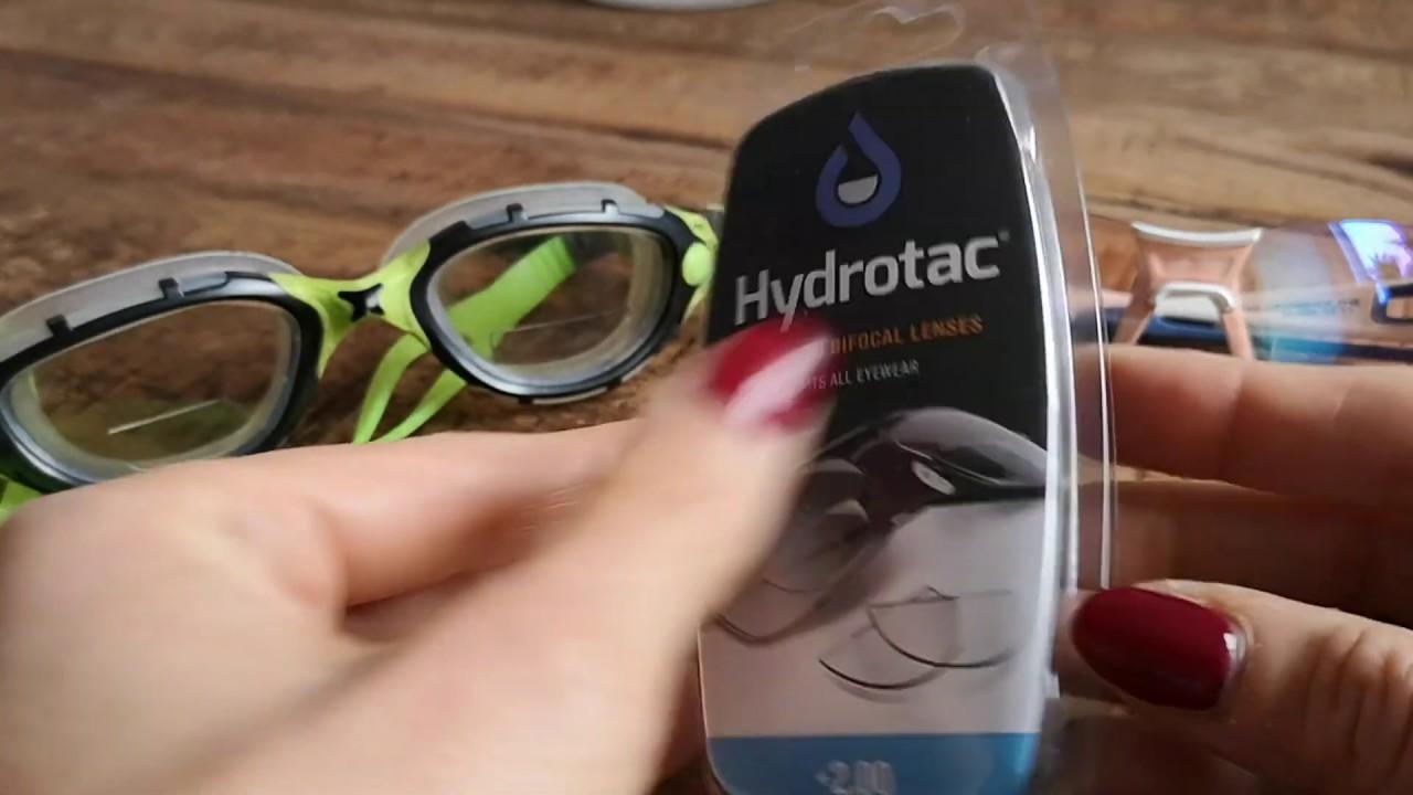Hydrotac Stick-On Bifocal Lenses Googles and Sportglasses Screenshot Download