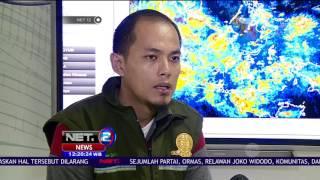 BMKG  Indonesia Akan Dilanda Hujan Lebat Dan Petir Hingga 8 Desember  NET 12