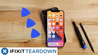 Apple iPhone 12 Pro Teardown: 5G Comes at a Cost