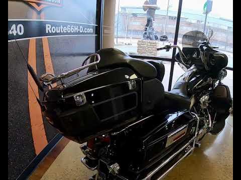 2007 Harley-Davidson Electra Glide® Ultra Classic® FLHTCU