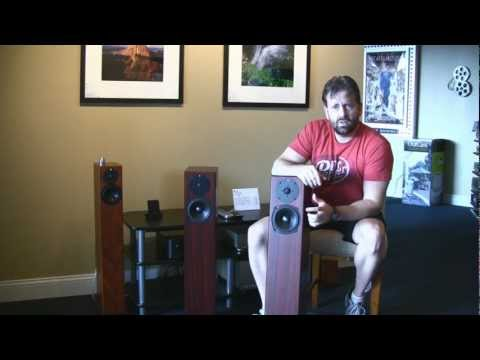 Totem Acoustic Staff Loudspeaker Review!