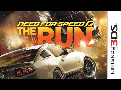 Need for Speed The Run Gameplay {Nintendo 3DS} {60 FPS} {1080p}