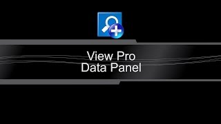 view pro – data panel