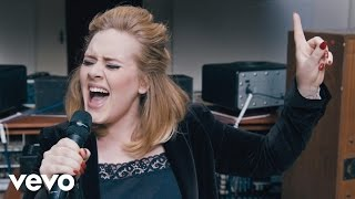 Adele (Адель) - When We Were Young (Live At The Church Studios)