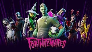Fortnitemares 2019 Gameplay Video