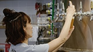video: Meet the Osaka beer maker paving the way for Japanese female brewers