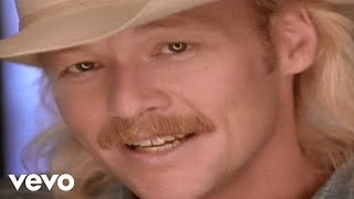 Livin' On Love - Alan Jackson  (Video)