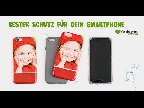 Handyhülle selbst gestalten für Iphone 4, 4S, 5, 5C, 5S, 6