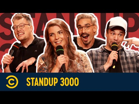 STANDUP 3000, Comedy Central