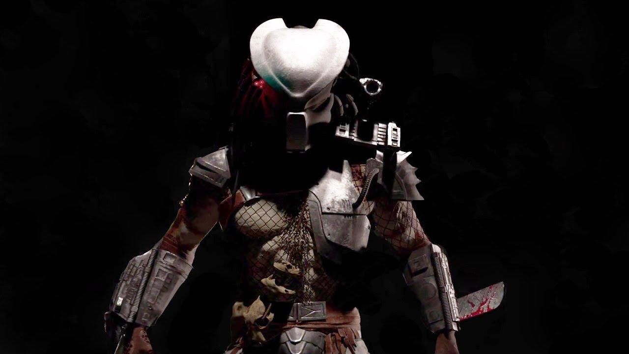 MORTAL KOMBAT X – Predator Trailer #VideoJuegos #Consolas