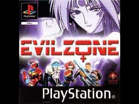 evil zone ps