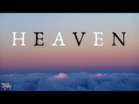 HEAVEN (Lyrics) Boyce Avenue feat. Megan Nicole - COVER