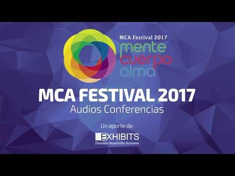 Charla Cristian Contreras MCA Festival